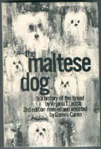 the maltese dog history of the breed t revised carno 1970