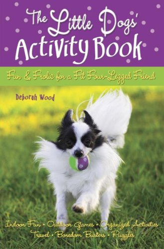 the little dogs activity book wood 2007