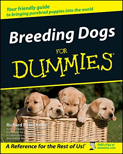 breeding dogs for dummies beauchamp 2002
