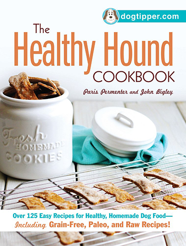 the healthy hound cookbook permenter bigley 2014